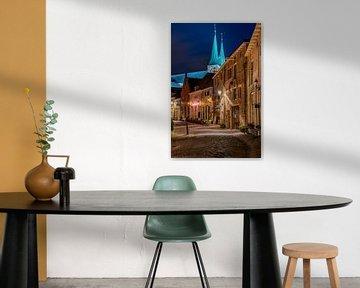 Bergstraat Deventer von Fotografie Ronald