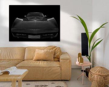 Chevrolet Corvette C3 van aRi F. Huber
