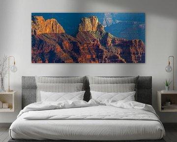 Panorama Grand Canyon NP, Arizona, USA