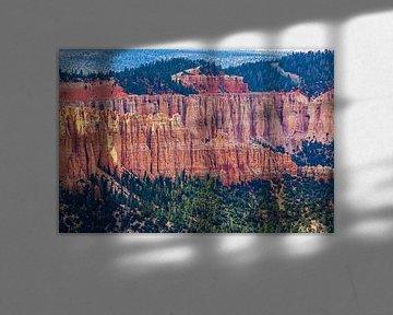 Bryce Canyon Nationaal Park, Utah van Henk Meijer Photography