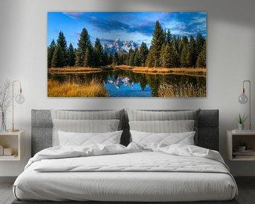 Parc national du Grand Teton