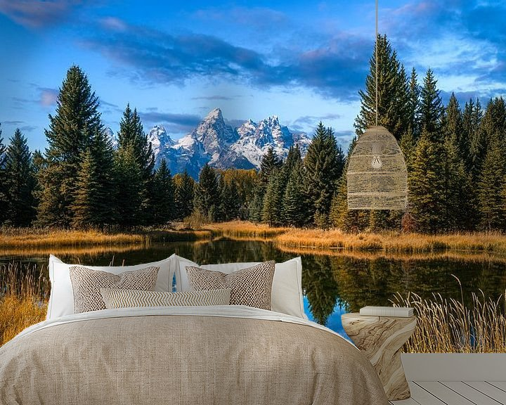Impression: Parc national du Grand Teton sur Reinier Snijders