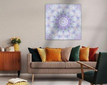Mandala Lavendel