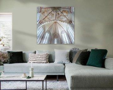 Deckenmalerei in der Kirche von Bo Scheeringa Photography