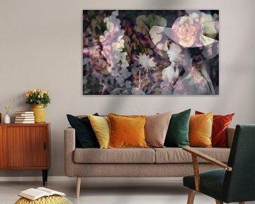 Blumenmädchen von Sran Vld Fotografie