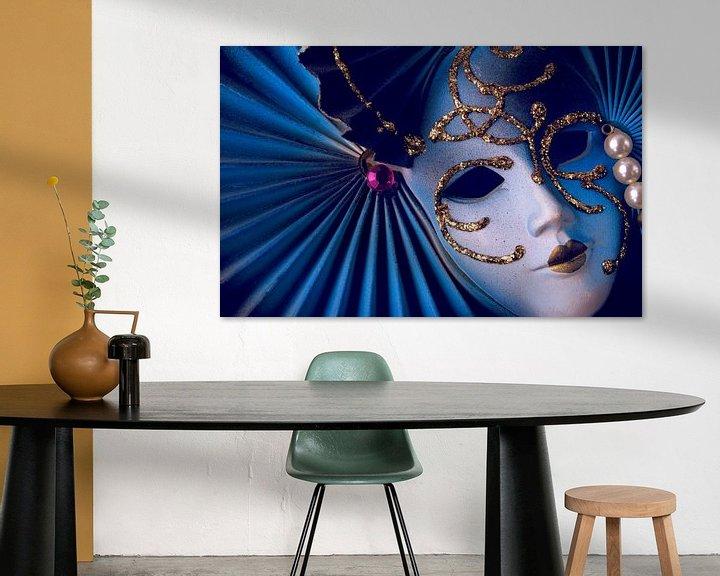 Beispiel: Midnight Blue Venezia von Andrea Loot