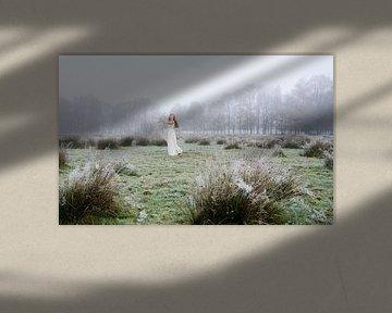 Witte Wieven III von Andrea Loot