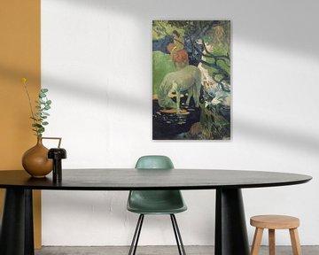 Das weiße Pferd, Paul Gauguin
