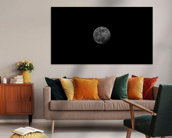 Sfeerimpressie: Naar de maan! van Masselink Portfolio