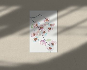Der Blütenzweig von Natalie Bruns