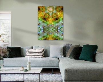 Inspiration Kirchenfenster 1 von Claudia Gründler