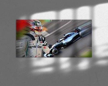 LH44 Lewis Hamilton - This Guy Is World Champion