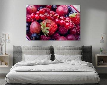 Gemengde vruchten van Angelika Stern