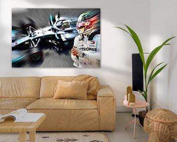 Lewis Hamilton - F1 World Champion