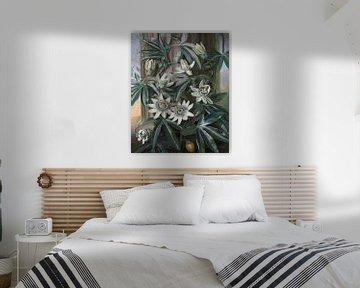 Die blaue Passionsblume, Philip Reinagle