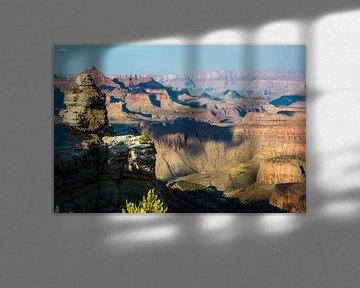 Grand Canyon National Park van Eric van Nieuwland