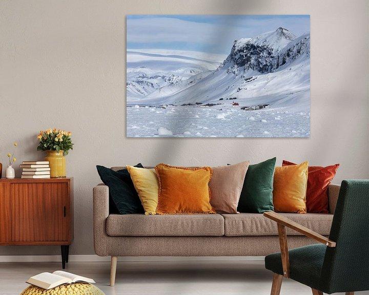 Sfeerimpressie: Ruige winterse schoonheid van Karla Leeftink