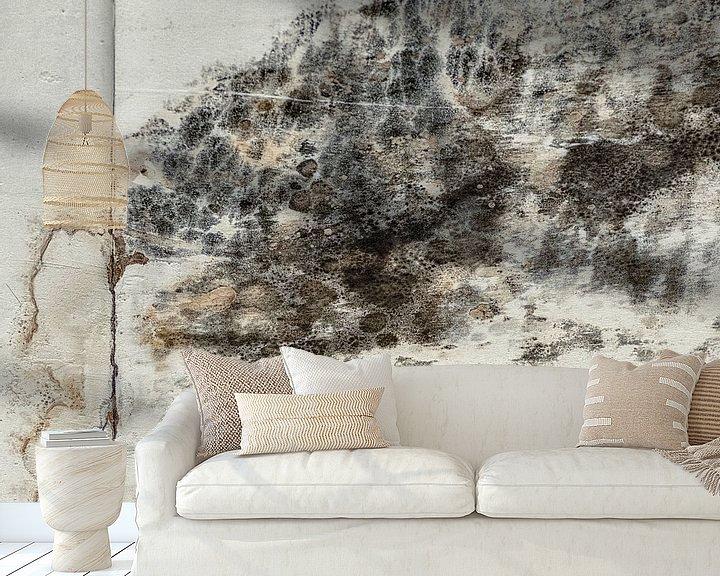 Sfeerimpressie behang: Vocht van Monique van Velzen