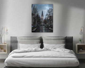 De Zuiderkerk in beeld van Ryan Toisuta