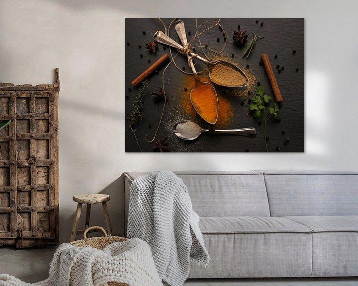 Sfeerimpressie: Kruiden en Specerijen van Anita Visschers