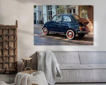 Fiat 500L van Ad Jekel