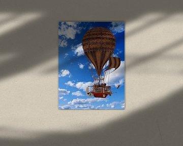 Ballon de vapeur hms 01
