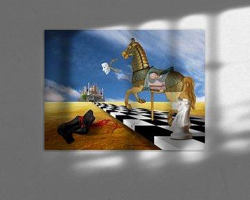 Das Pferd von Troja von Ine Tresoor