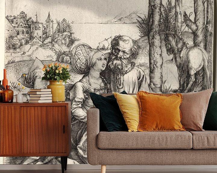 Impression: L'offre d'amour, Albrecht Dürer sur De Canon