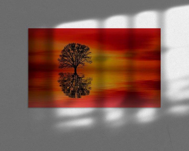 """Sfeerimpressie: """"Artwork"""" van Maarten Kost"""