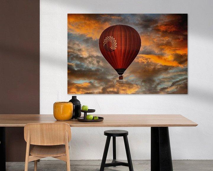 Sfeerimpressie: Balloon van Maarten Kost
