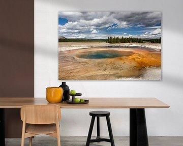 Yellowstone van Christoph Schaible