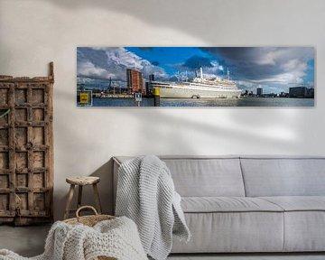 Schiff Der Rotterdammer von Fred Leeflang