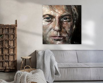 Portret van Jamie Westland, Di-rect van Therese Brals