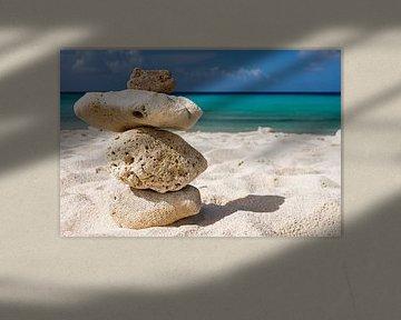 Stenen aan zee van Ellinor Creation