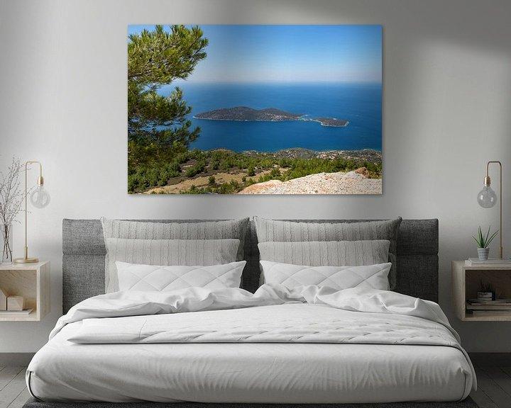 Sfeerimpressie: Samiopoula Griekenland van Elly Damen