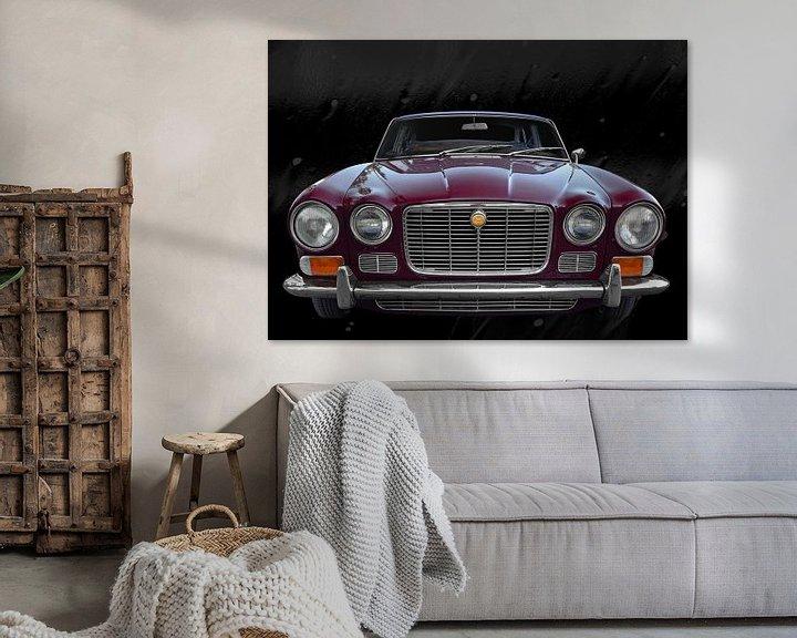 Sfeerimpressie: Jaguar XJ Serie I van aRi F. Huber