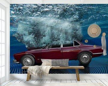 Jaguar XJ duiken van aRi F. Huber