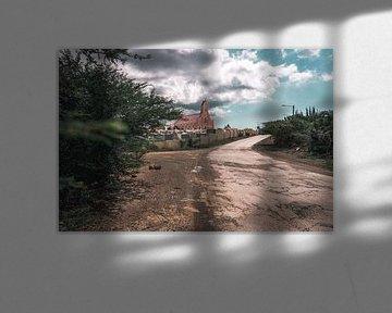 St. Willibrodus Kirche Curaçao von Marjon Boerman