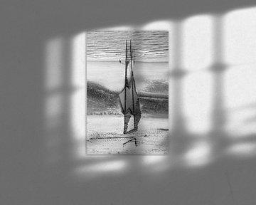 Zu Lande und zu Wasser aus der Luft von Sonja Pixels