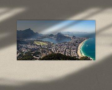 Rio de Janeiro view van Merijn Geurts