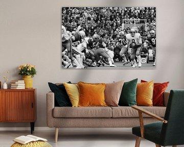 AMERICAN FOOTBALL 1967 van Jaap Ros