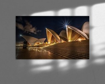 The Opera House, Sydney van Arno Steeman