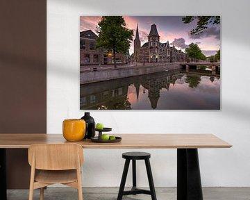 Ancien palais de justice du Burgwal à Kampen
