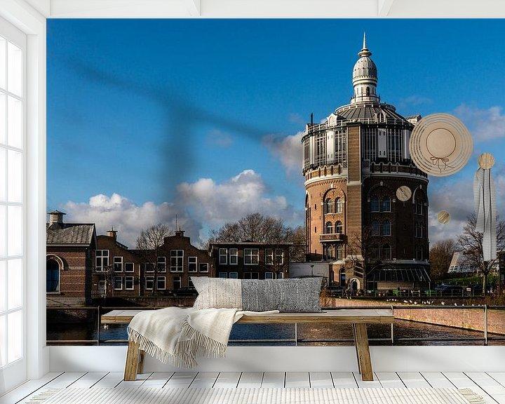 Beispiel fototapete: Rotterdam von Brian Morgan