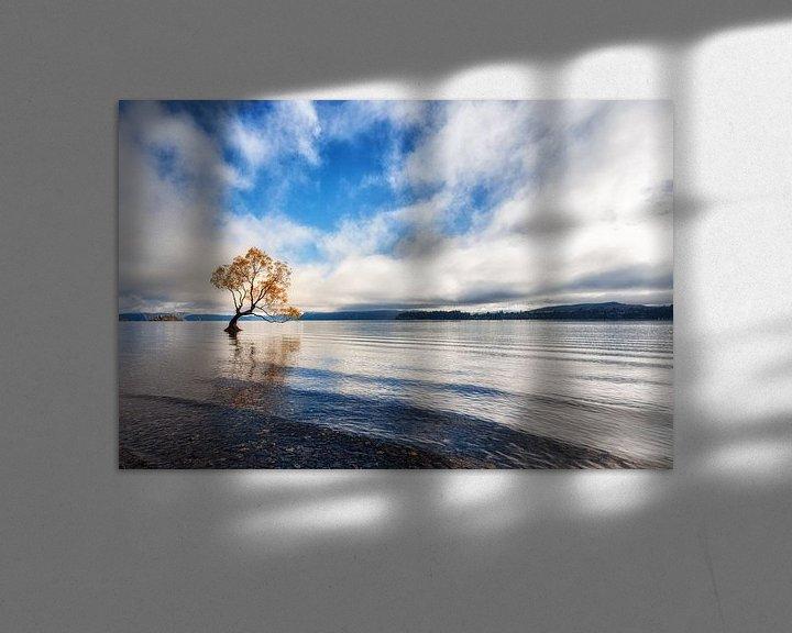 Impression: lac Wanaka sur Cho Tang