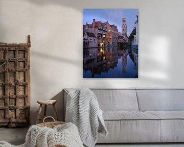 Altstadt von Brügge, Belgien von Alexander Ludwig