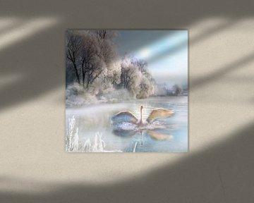 Winterzauber von Uwe Frischmuth