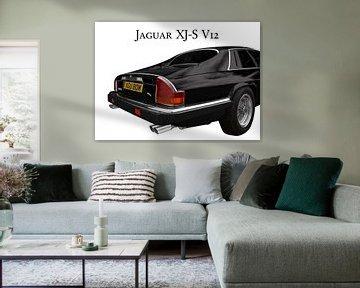 Jaguar XJ-S von aRi F. Huber