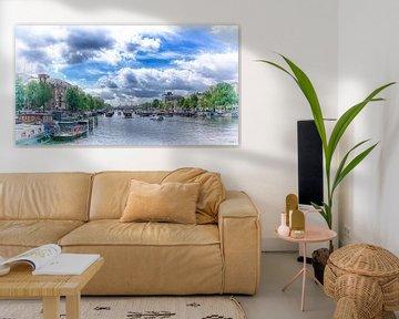 Amsterdam Amstel von Erik Reijnders
