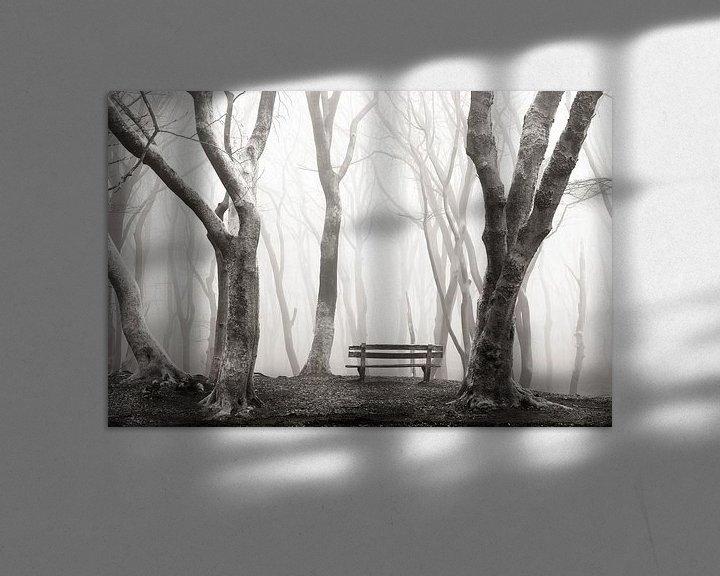 Sfeerimpressie: A Misty View van Lars van de Goor